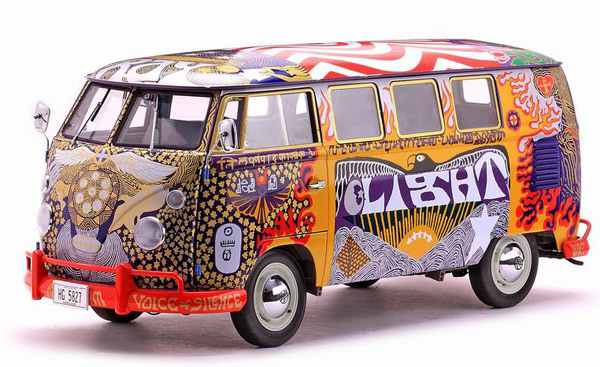 Woodstock Bus Model